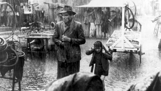fathers impression on his son in the film bicycle thieves directed by de sica Bicycle thieves or ladri de biciclette (1948) is an italian neorealism film directed by vittorio de sica a film of magnum opus proportion italian neorealism (italian: neorealismo) is a national film movement characterized by stories set amongst the poor and the working class [] mostly contend with the difficult economic and.