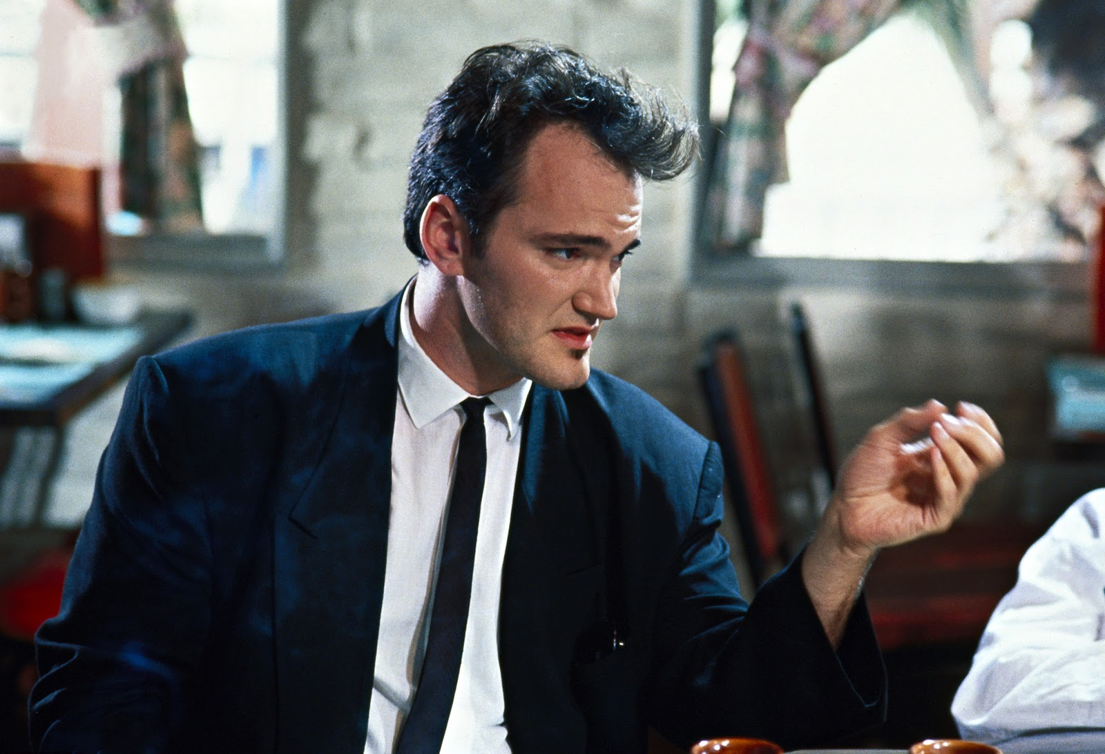 a review of reservoir dogs by quentin tarantino Reservoir dogs is a video game based on the quentin tarantino film of the same namereleased in 2006, it garnered mostly mediocre reviews and caused minor controversies for its violence.