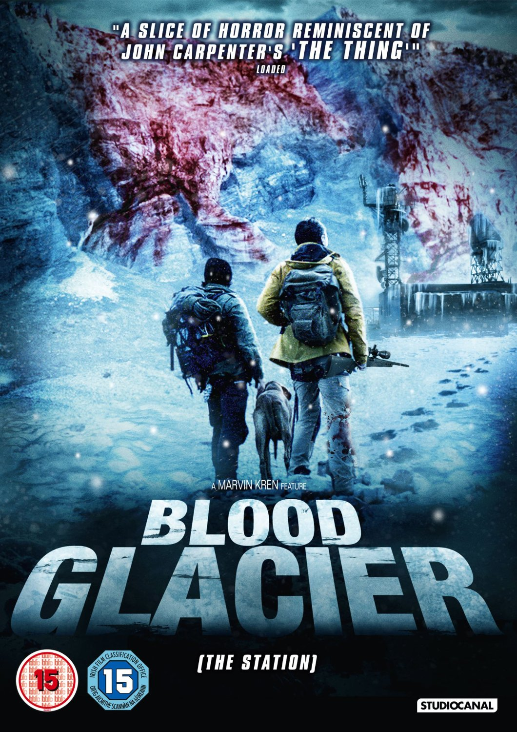 Review Blood Glacier