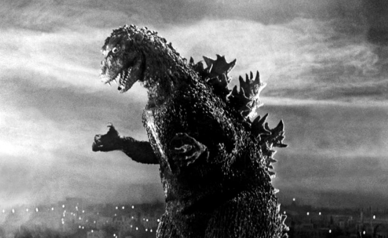 'Godzilla' Stomps In With Trailer For Theatrical Re ...