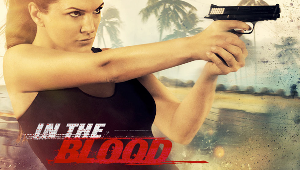 In the Blood Trailer - Gina Carano Goes Haywire For