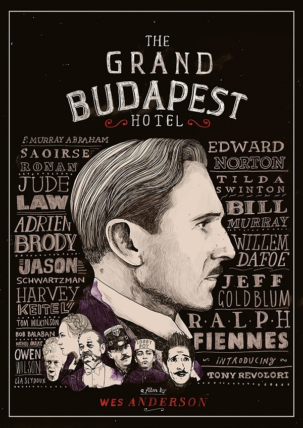 watch the grand budapest hotel cast break down wes anderson s  the grand budapest hotel