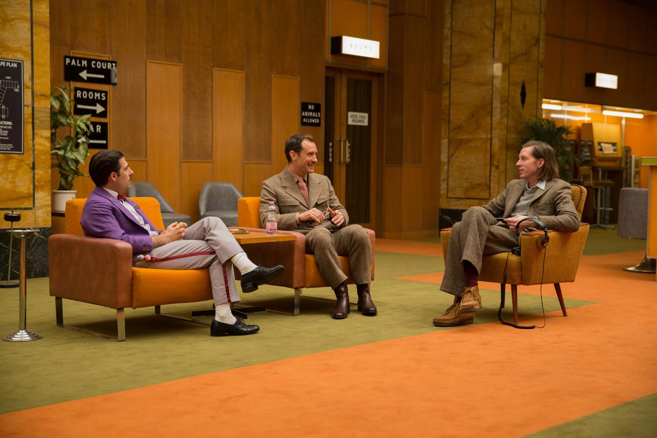 Watch Wes Anderson And Ralph Fiennes Discuss The Grand Budapest Hotel In Recent 90 Minute Talk