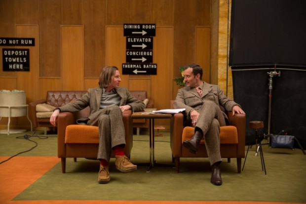 Watch Wes Anderson Constructs The Grand Budapest Hotel In 13