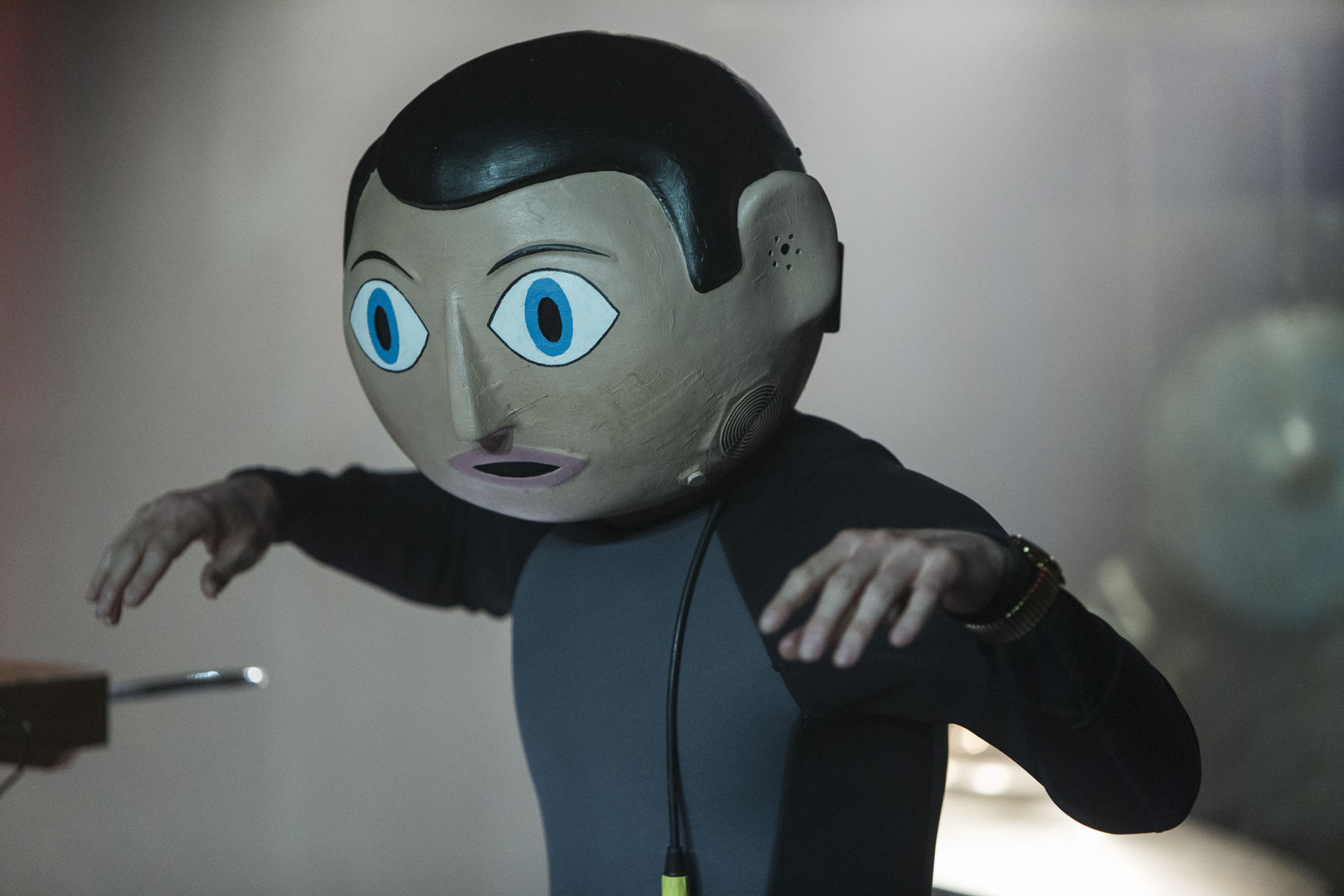 'Frank' Director On Defying Genres
