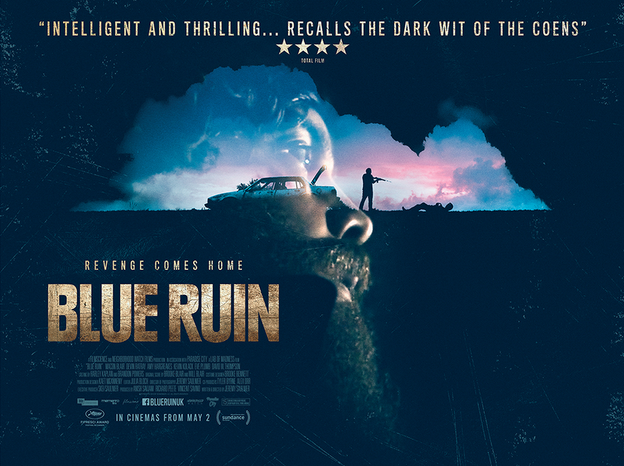 Samar 2013 Movie Poster: 'Blue Ruin' Earns Comparisons To Hitchcock And Coens In
