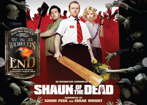 shaun of the dead movie download