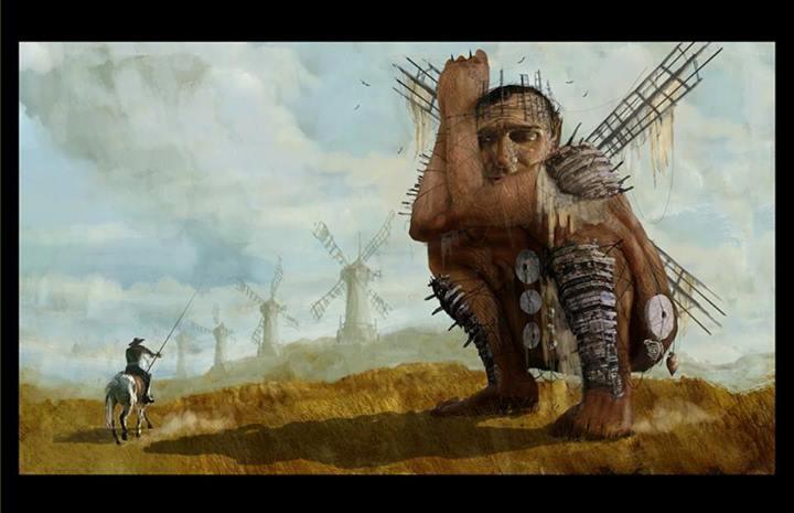Terry Gilliam Making Umpteenth Tilt at 'Don Quixote