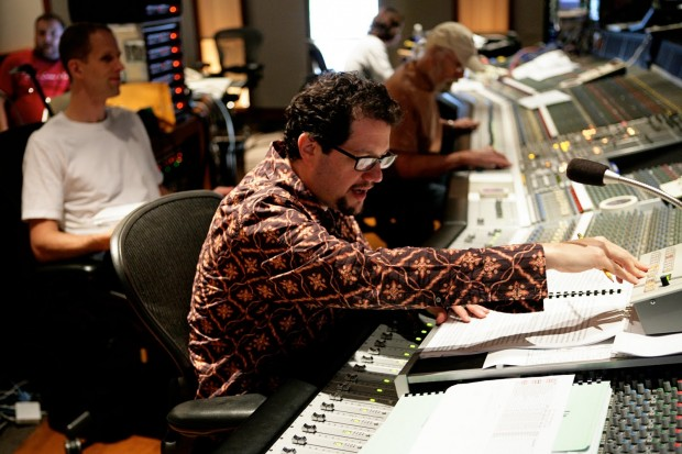 Giacchino_scoring_Up