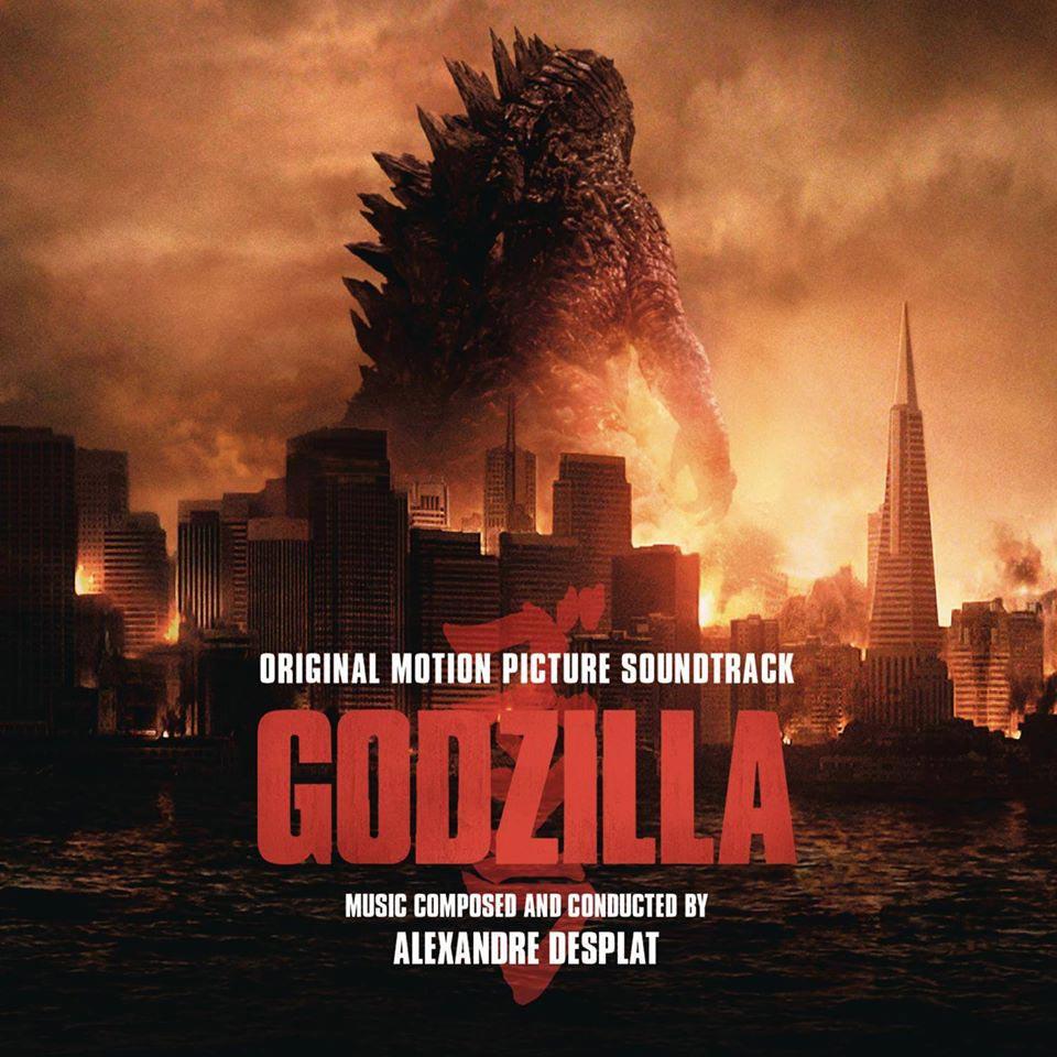 Listen: Alexandre Desplat's Full Score For 'Godzilla