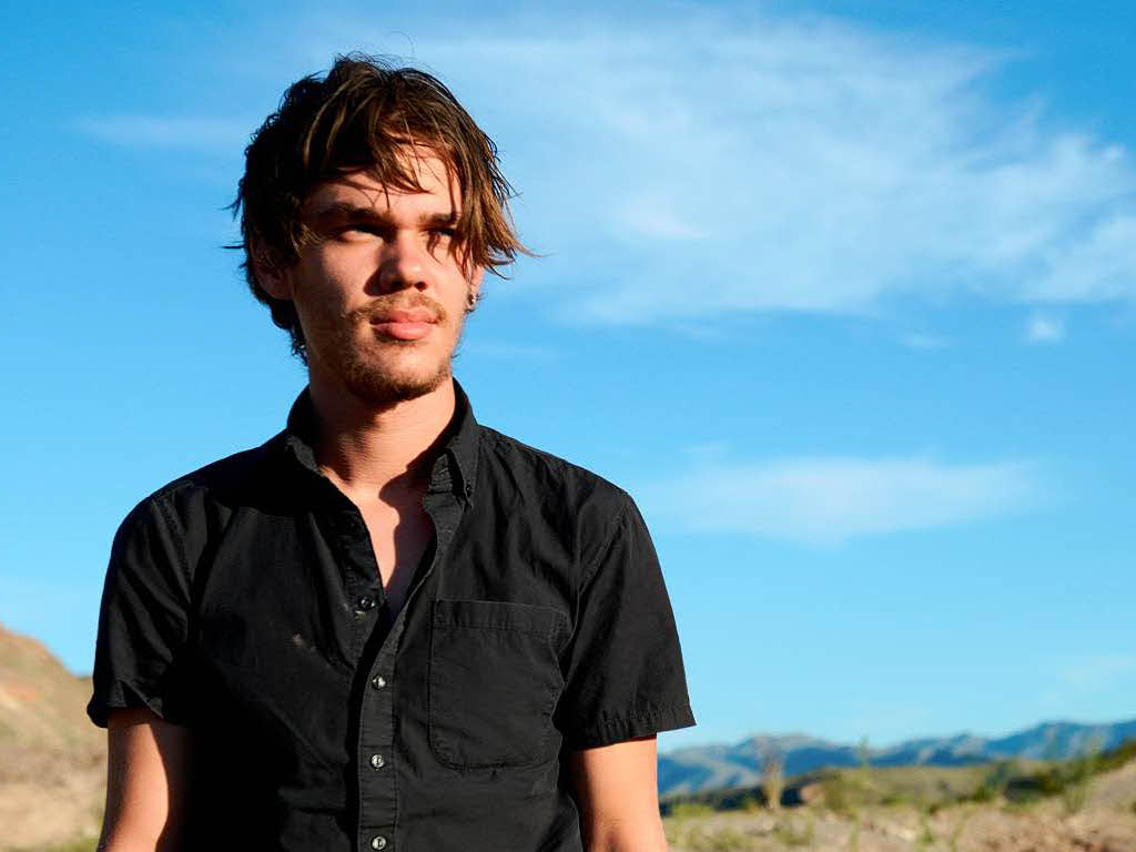 Ellar Coltrane Talks 'Boyhood'
