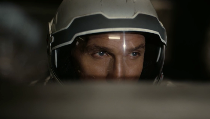 New 'Interstellar' Trailer
