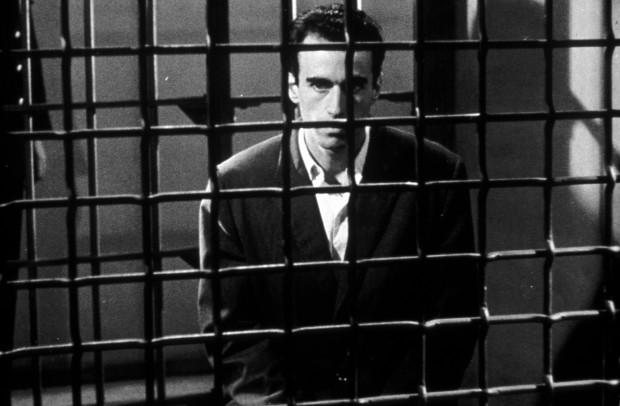 Martin Lasalle in Robert Bresson's PICKPOCKET (1959). Courtesy F