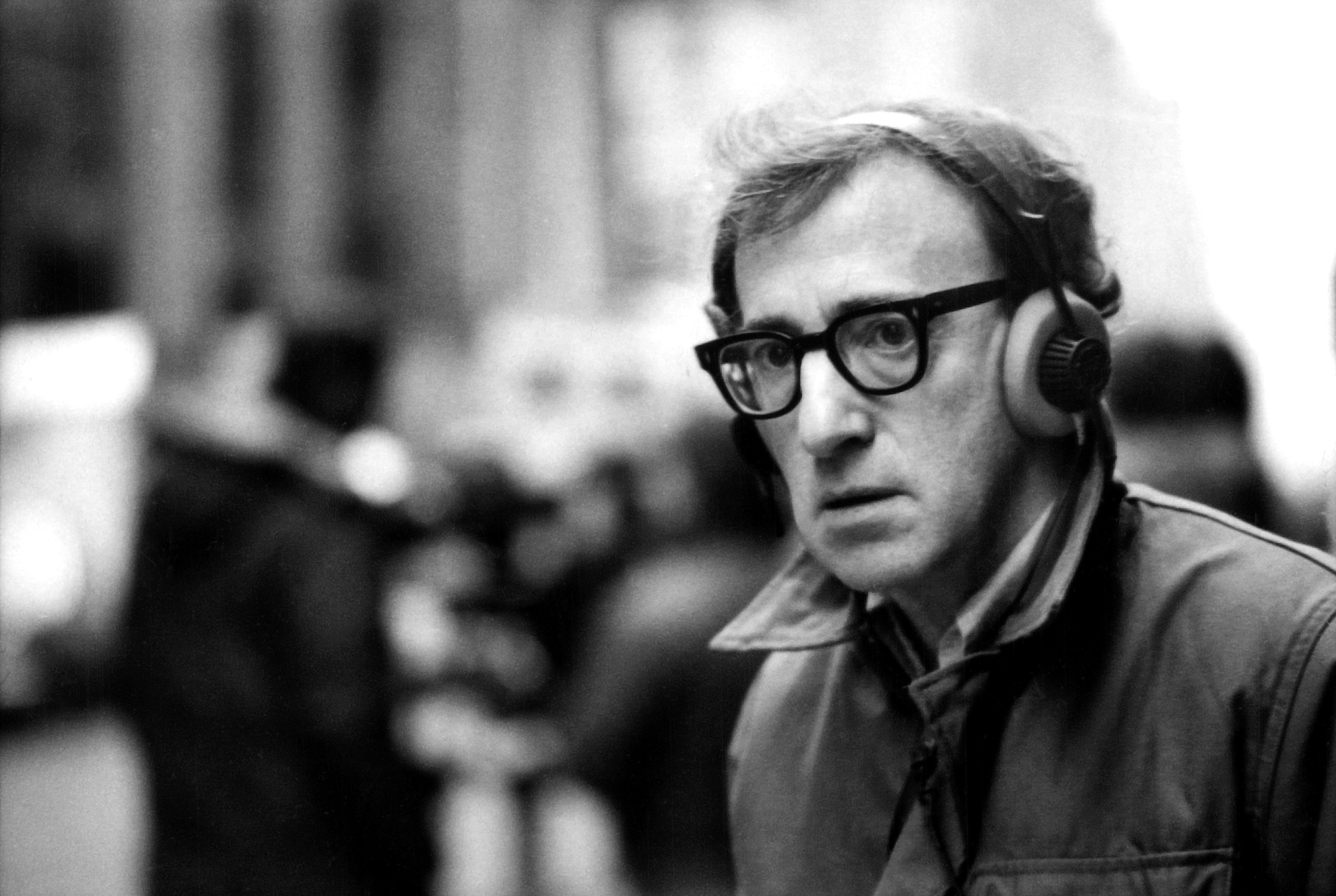 Woody Allen Will Write and Woody Allen