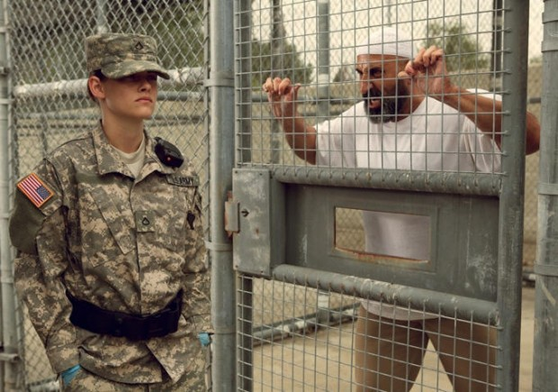 Kristen Stewart Goes to Jail In First Trailer For Guantanamo Bay Drama ...