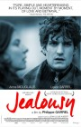 JEALOUSY, (aka LA JALOUSIE), US poster art, from left: Anna Mouglalis, Louis Garrel, 2013.