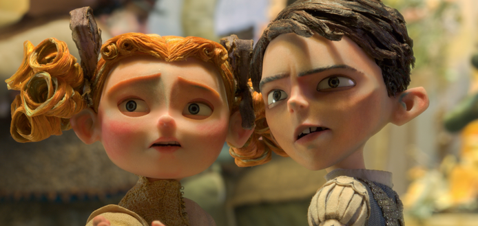 'Boxtrolls' Directors on Animation