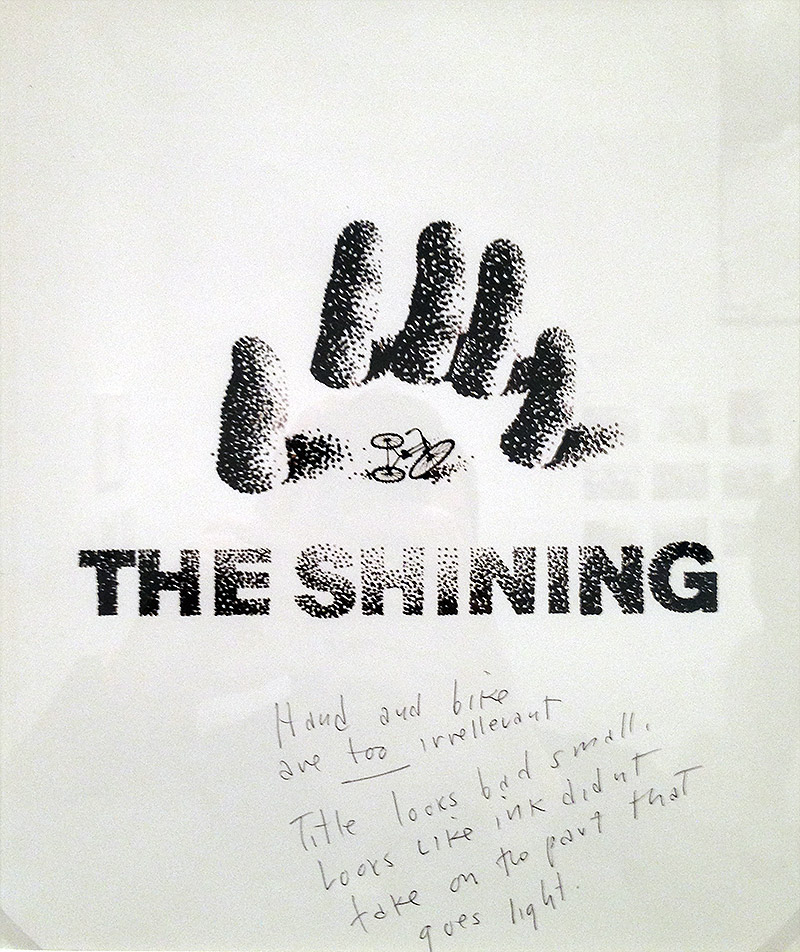an analysis of the movie the shining Therefore he may not have been the most appropriate director to film stephen  king's novel the shining (1980), in which 'evil' exists in a.