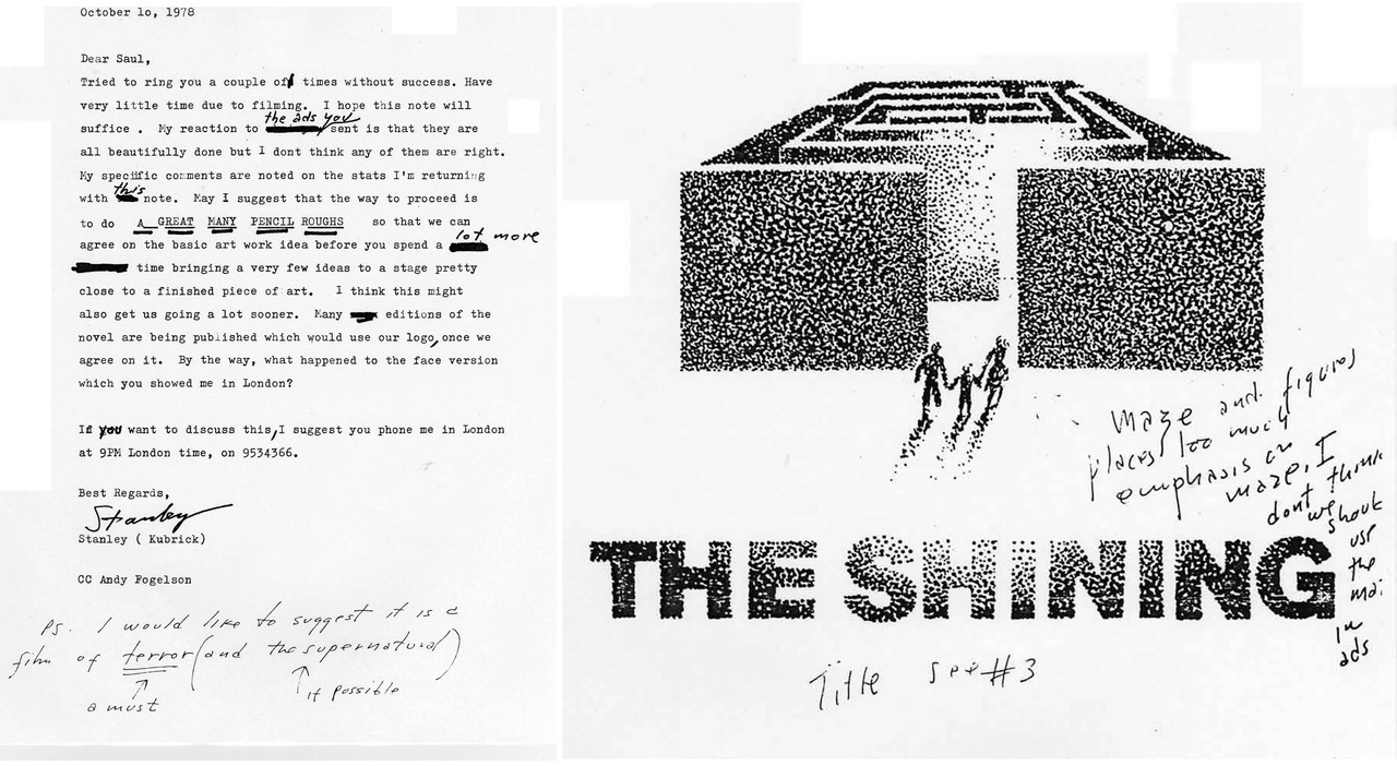 analysis of the shining by stanley kubrick