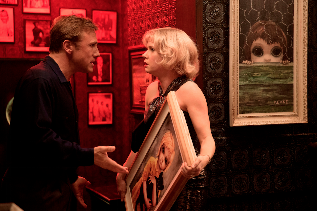 Christoph Waltz Talks 'Big Eyes'