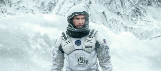 Matthew McConaughey Goes From Earth to Space In Four New ...