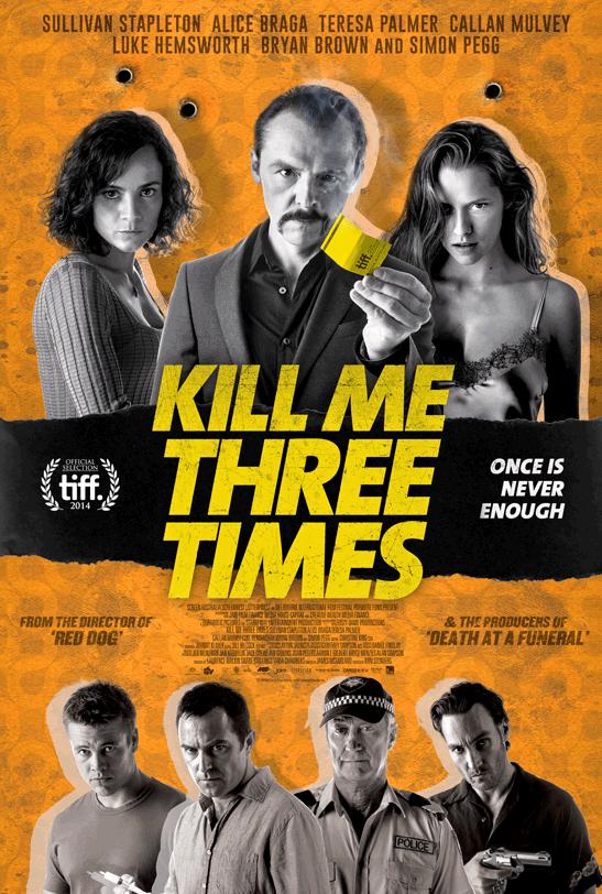 [TIFF Review] Kill Me Three Times