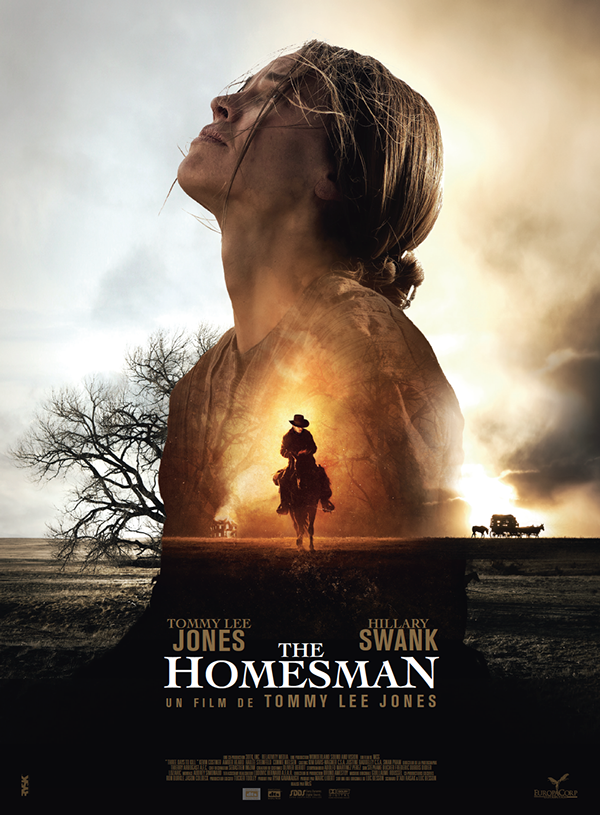 In Out Board >> Tommy Lee Jones Goes West With Hilary Swank In Theatrical Trailer For 'The Homesman'