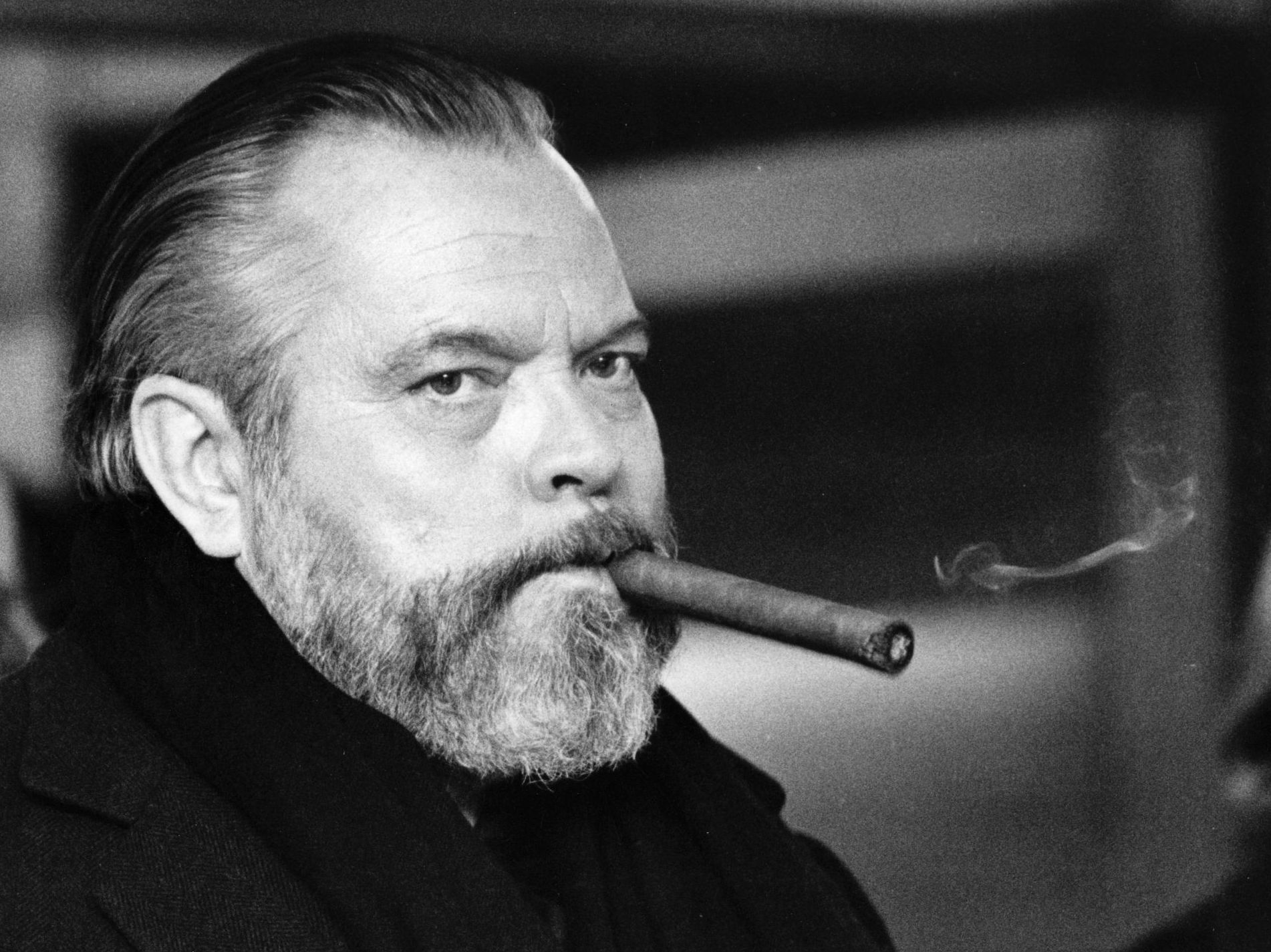 Orson Welles It isn t quite like finding