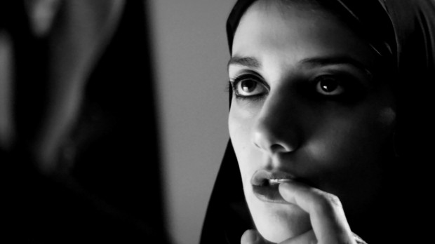 a_girl_walks_home_header  sc 1 st  The Film Stage & LFF Review] A Girl Walks Home Alone at Night