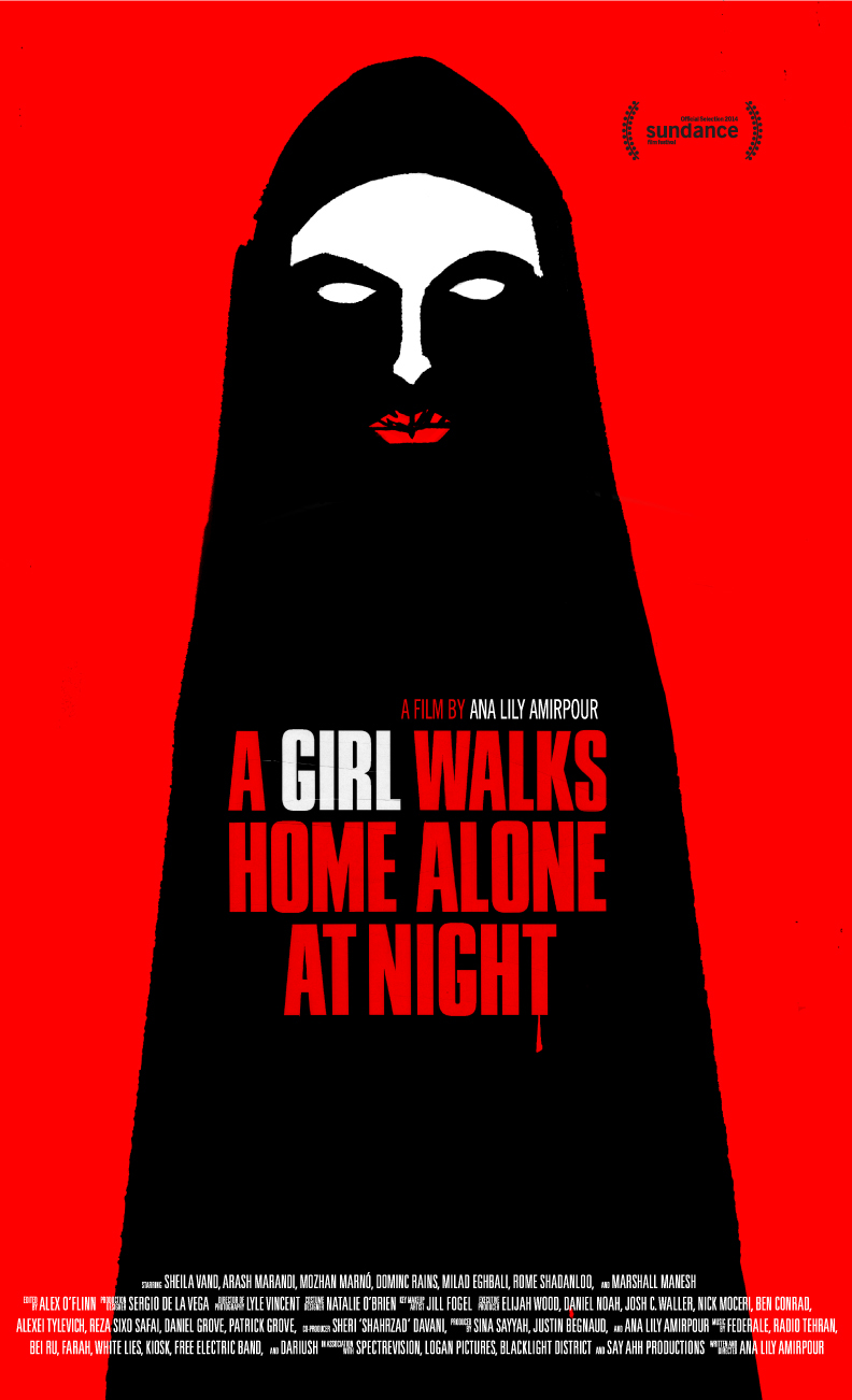 [LFF Review] A Girl Walks Home Alone at Night