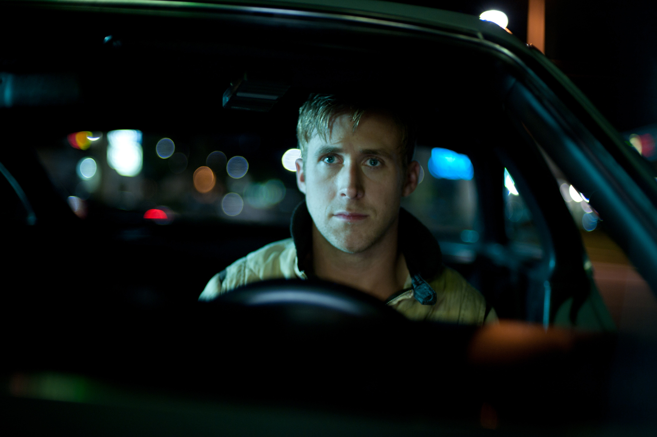 'Drive' Getting Nicolas Winding Refn-Approved Rescored ... Drive Movie Stills