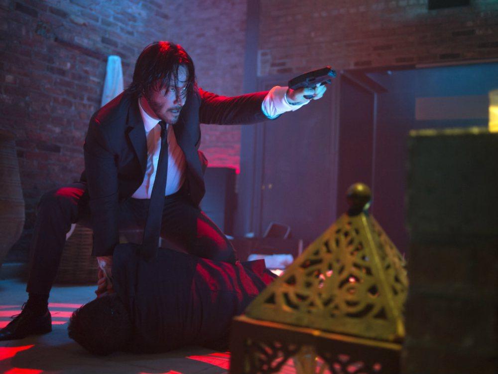 John Wick 2: 'John Wick' Star Adrianne Palicki On Her Character's