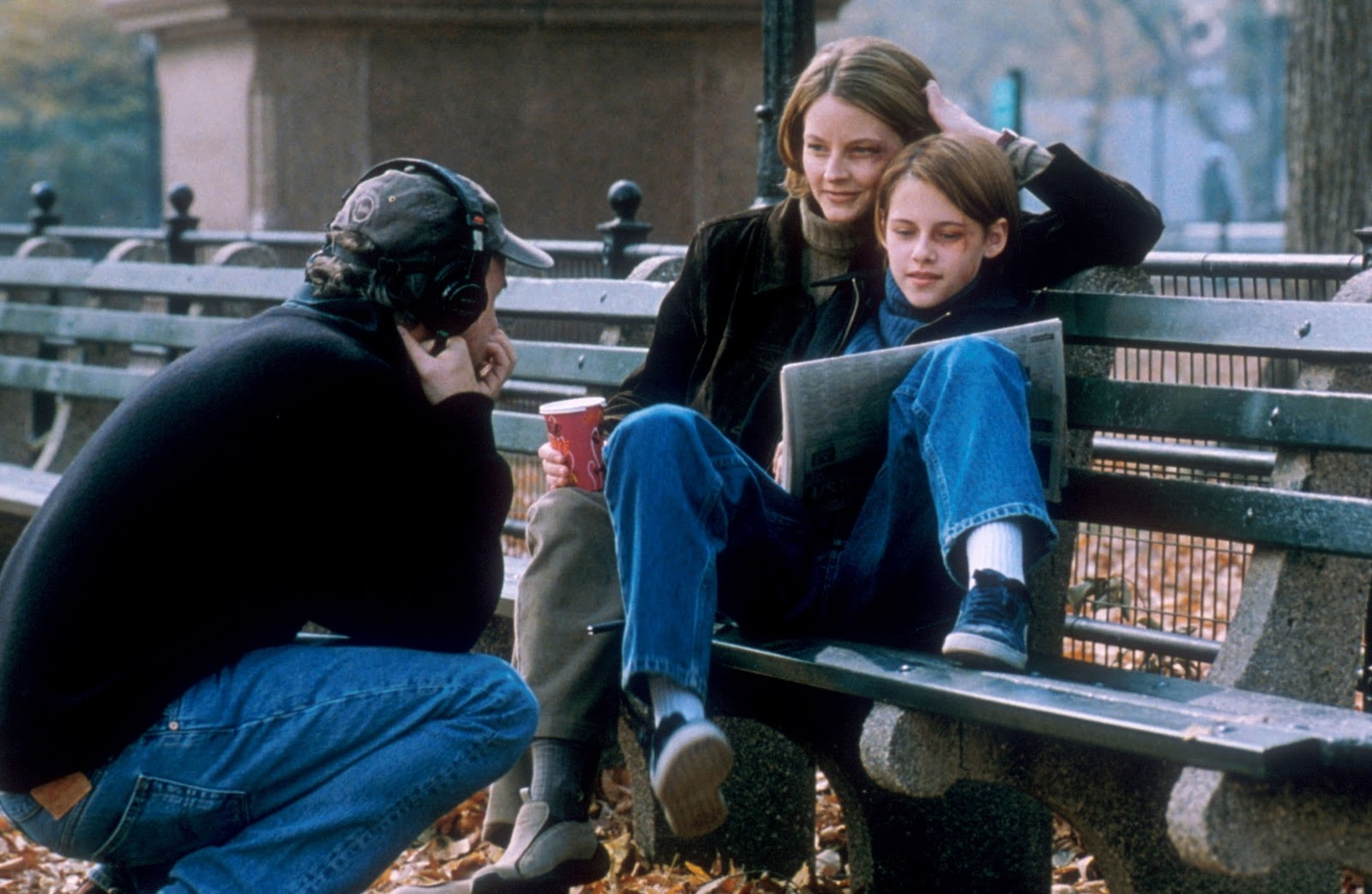 Go Behind The Scenes Of Panic Room With One Hour Making