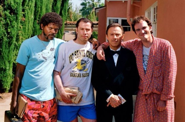 Watch Quentin Tarantino and Crew Reflect on 'Pulp Fiction' In an Hour-Long  Discussion