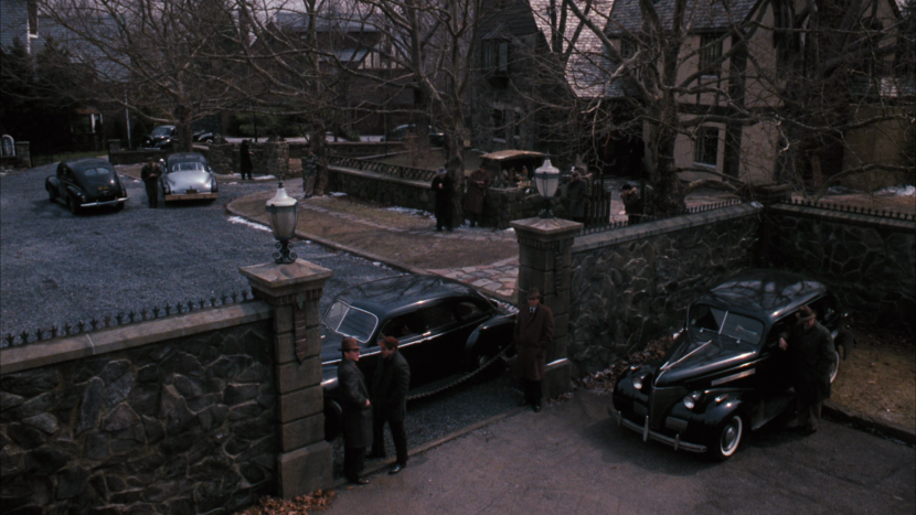 Corleone Compound Staten Island