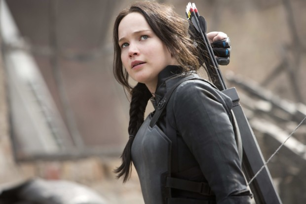 THE HUNGER GAMES: MOCKINGJAY -