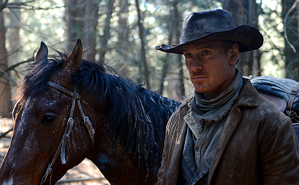 Slow West there s a slow burn