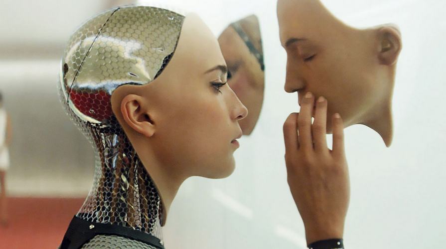 Alex Garland Talks 'Ex Machina'