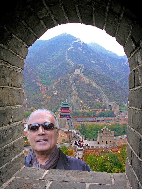 Essay great wall china