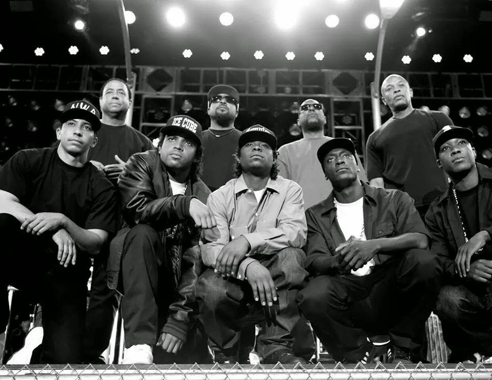 Head 'Straight Outta Compton' In Second Trailer For N.W.A ...