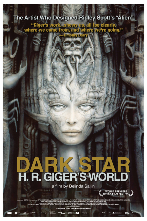 Review Dark Star H R Giger S World