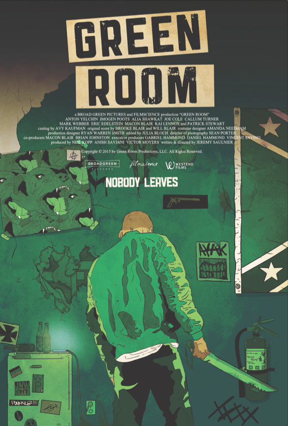 Cannes Review] Green Room