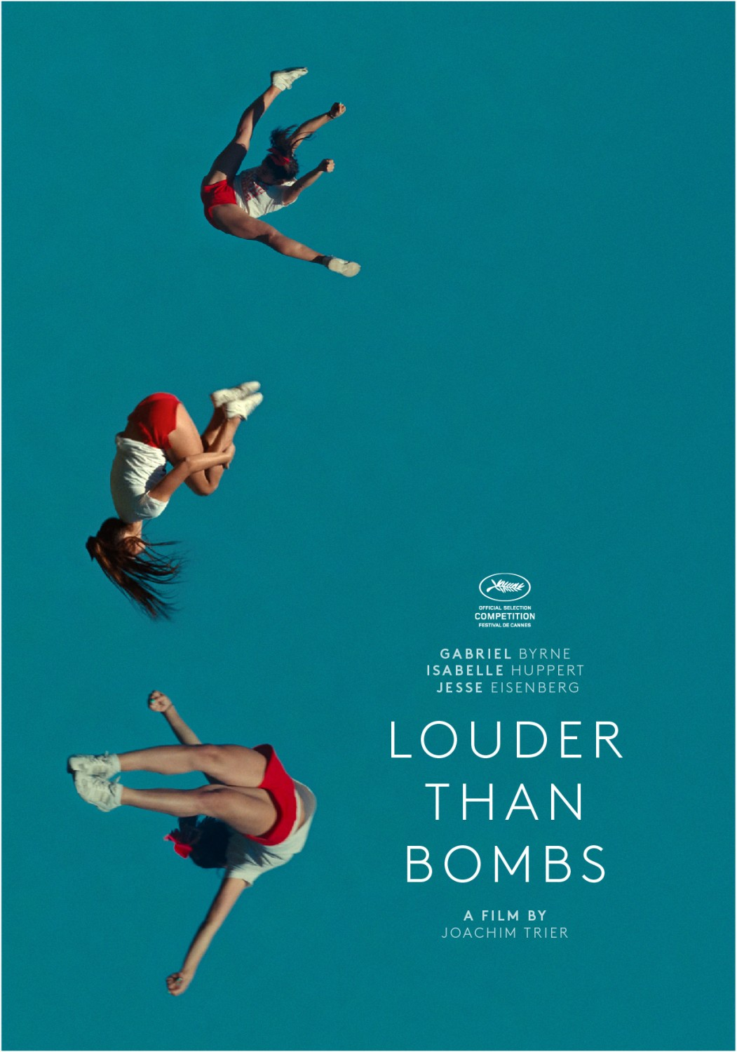 Louder Than Bombs Film