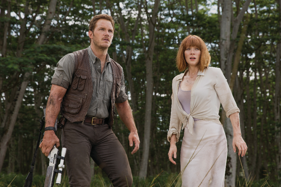'Jurassic World' Discussion