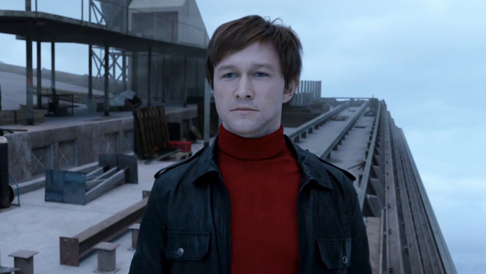 Joseph Gordon-Levitt Traverses the Twin Towers in New ... джозеф гордон левитт
