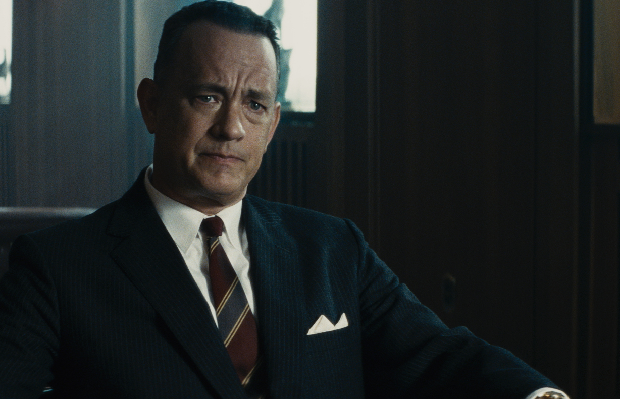 Spielberg and Hanks Talk 'Bridge of Spies'