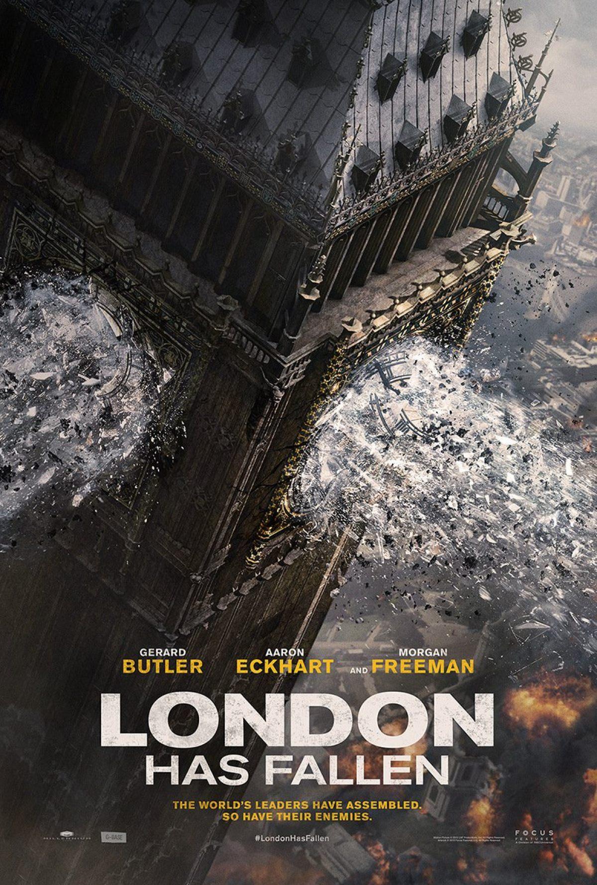 London Has Fallen Stream