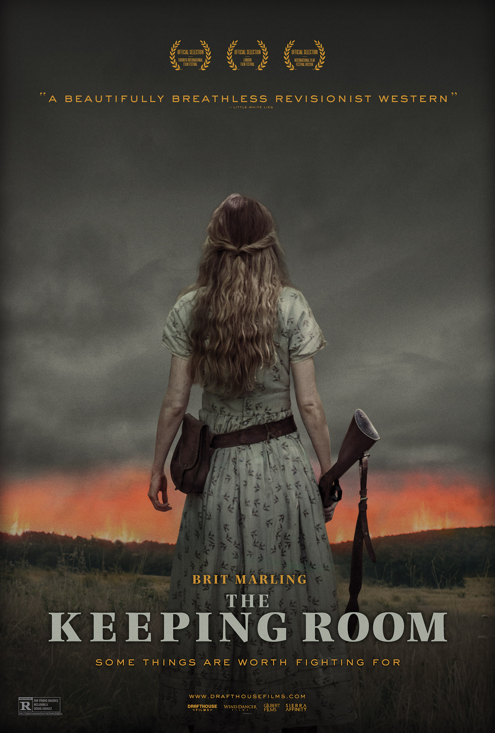 Review The Keeping Room