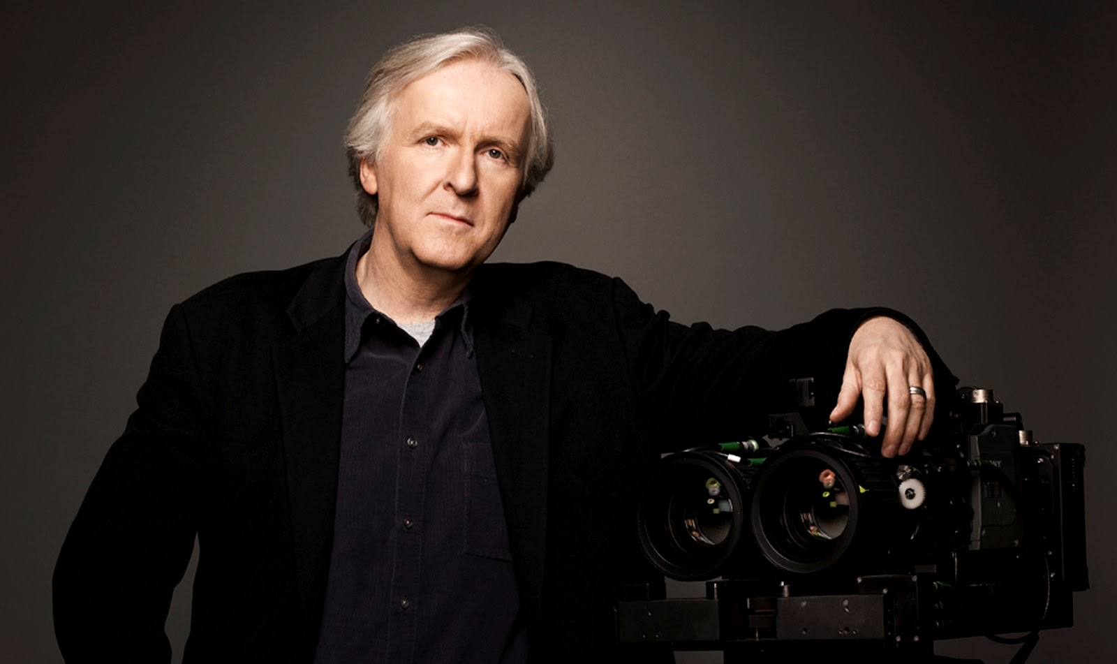 how tall is james cameron