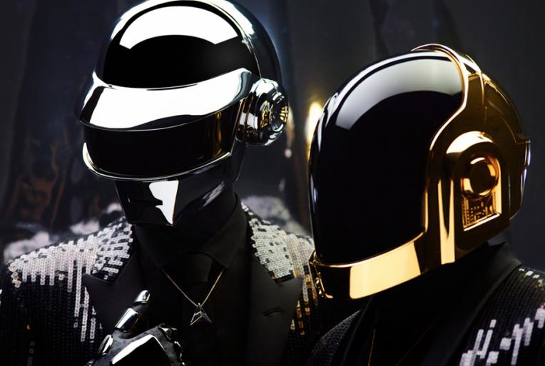 Daft Punk Ohne Maske